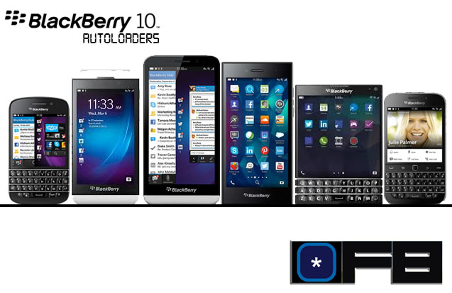 BlackBerry OS 10 3 2 2381 Autoloader Free Download